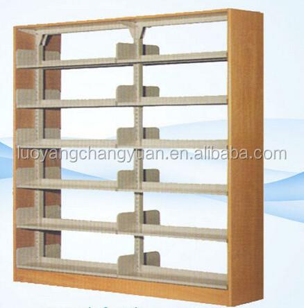 bois acier Panneau usage bibliothèque en pour d'étagère du en dehors en moderne 9D2EHI
