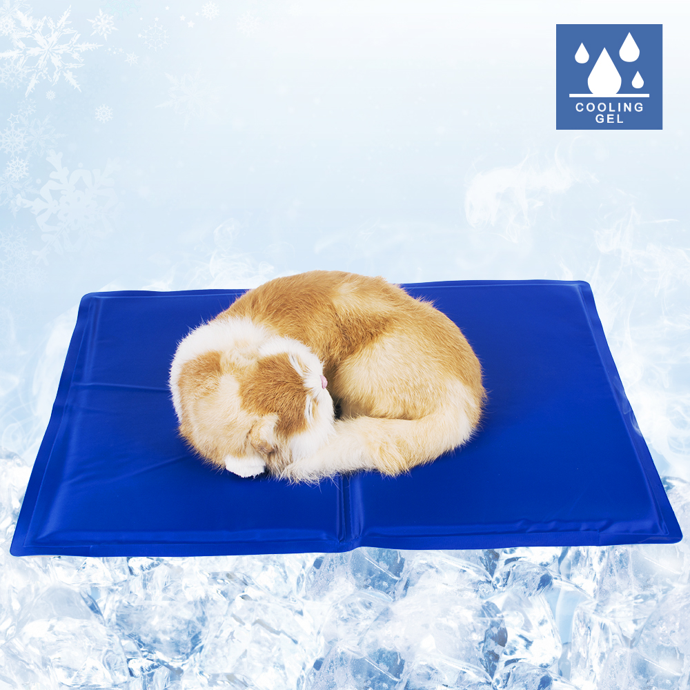 Cooling dog bed pet cool mat pad for dogs pets