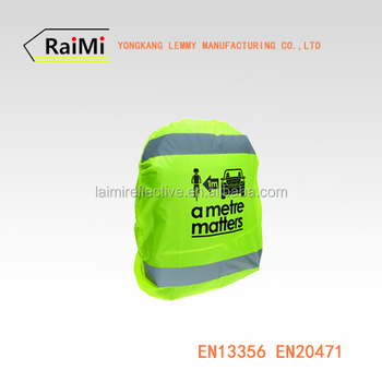c04414bb46 Cycling or Hiking High Visibility Cover Reflective Waterproof Backpack  Cover backpack cover orange hi viz