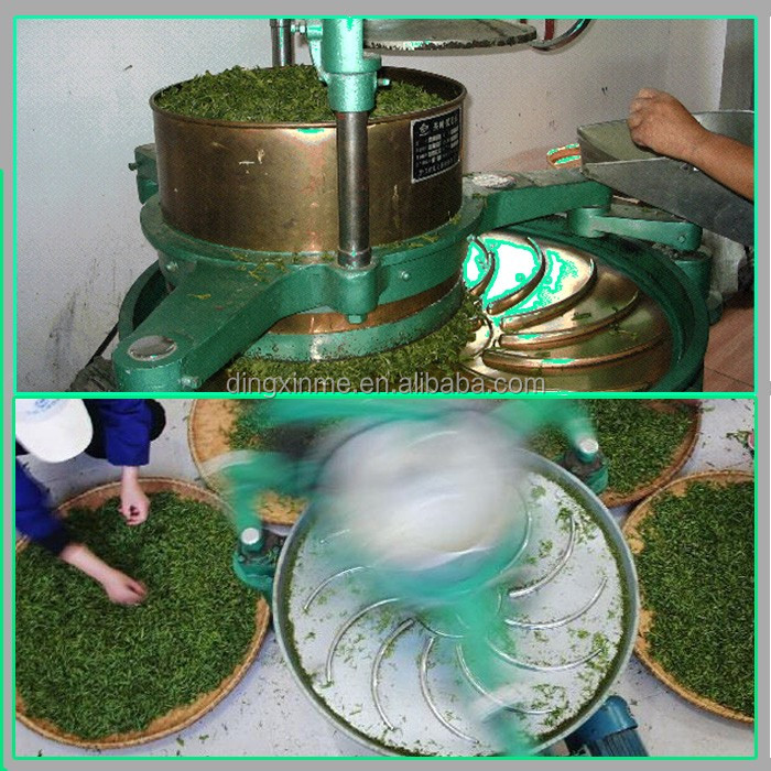2017 Best Selling Green Tea Leaf Rolling Processing Machine