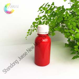 Red Erasable Heat Sensitive Color Changing Ink Thermochromic Pigment Erasable Ink Eliminable Refill Ink