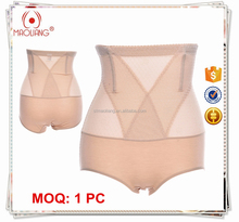 Low MOQ waist panty shaper women high waist girdle sex girl panty underwear