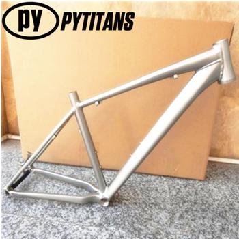 Titanium Fat Bike Frame Hot Sale