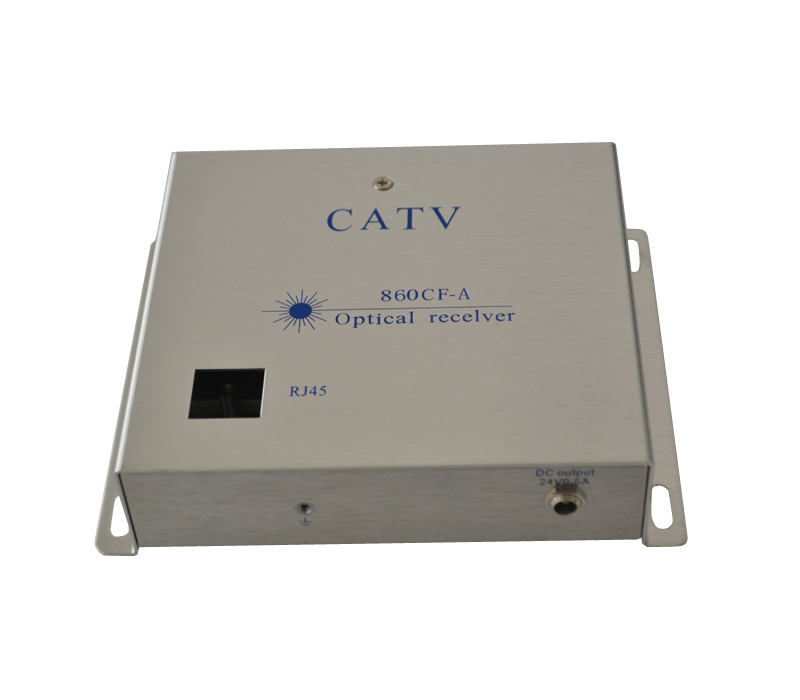 FTTH CATV signal fiber optical receiver