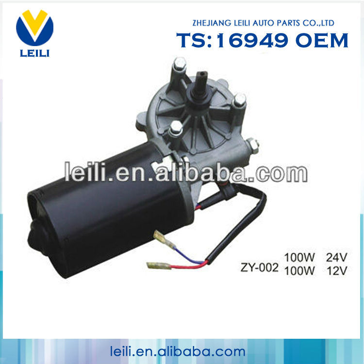 Auto Parts Bus Automobile Electric Blind Wiper Motor