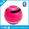 Smart round ball mini portable speaker Multi-functional wireless led bluetooth speaker