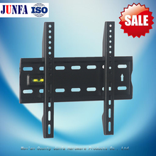 Flat panel fixed tv bracket sliding lcd bracketliving room furniture wall mount stand