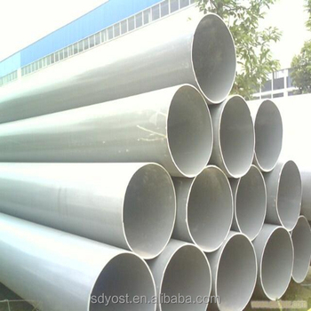 5 Inch Pvc Drainage Pipe Pvc Water Drainage Pipe