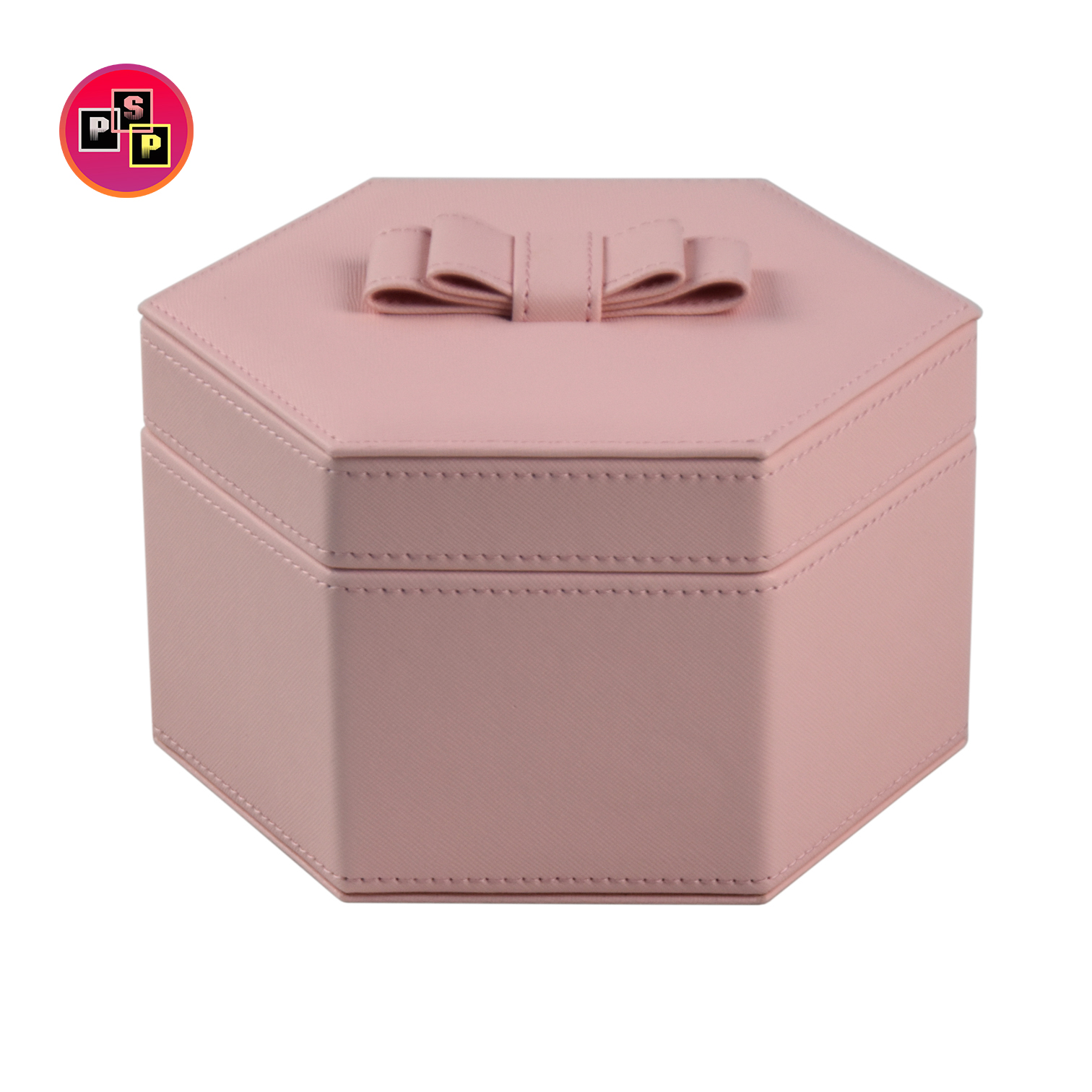 Wholesale Modern For Woman Elegant Leather Jewelry Box