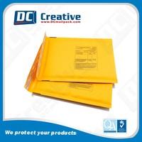 6 X 10 Wholesale Kraft Bubble Mailers , Padded Bubble Envelopes