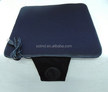 usb cooling office chair cushion car cooling seat cushion - buy