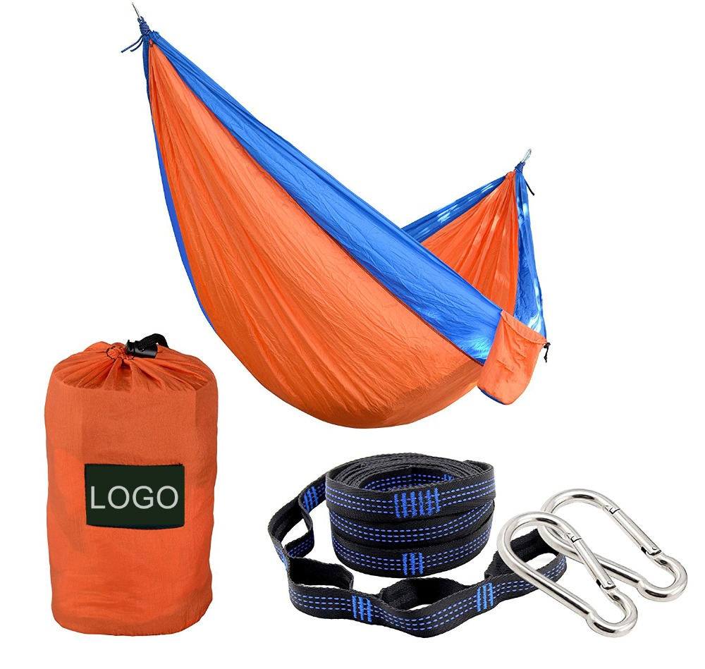 Best Parachute Hammock With Straps For Backpacking, Camping, Travel, Beach, Yard.