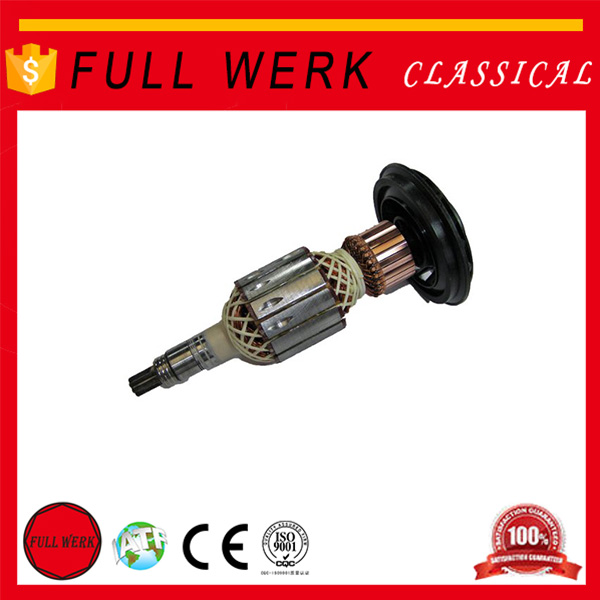 High quality FULL WERK starter motor armature kids car games for Auto Starter