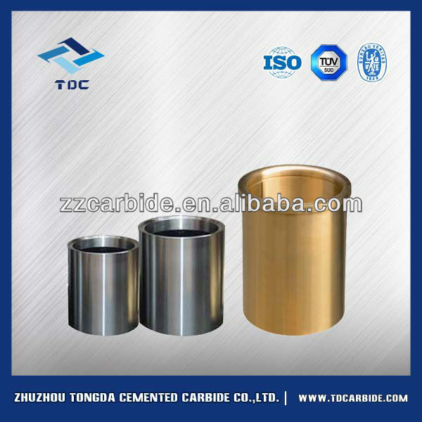 Supplying precision tungsten carbide shaft sleeves