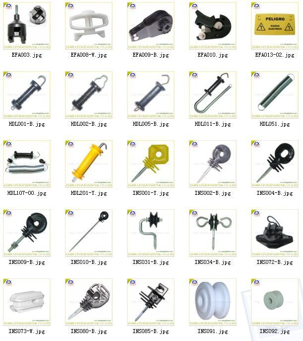 Electric Fencing Insulators Buy Pin Lock Insulators For