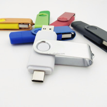 New arrival high-speed OTG USB type C USB flash drive 8GB 16GB type c thumb drive