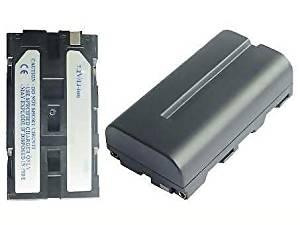 7.20V (Compatible with 7.40V),2000mAh,Li-ion,Hi-quality Replacement Camcorder Battery for HITACHI VM, VM-E, VM-H Series / VL-H575 / VM-SP1A / VNM-E635A, Compatible Part Numbers: VM-N520, VM-NP500, VM-NP500H