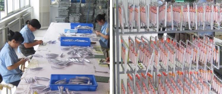 Rabatt. Hohe Qualität gerade aluminium angeln gaff haken OEM willkommen