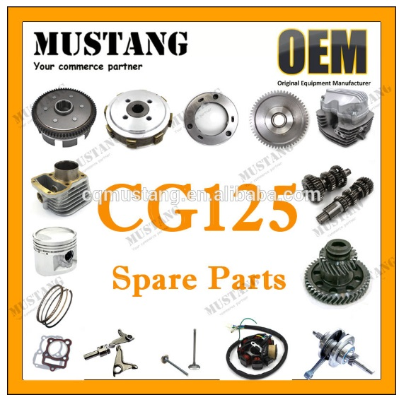 Motorcycle CG125 Parts for Honda Motorcycle
