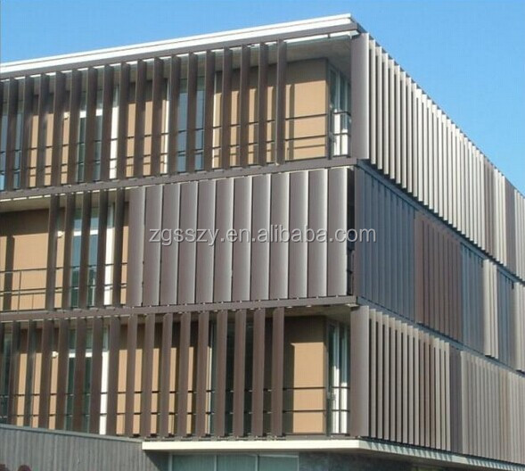 Curtain Wall Louvers Curtain Menzilperde Net