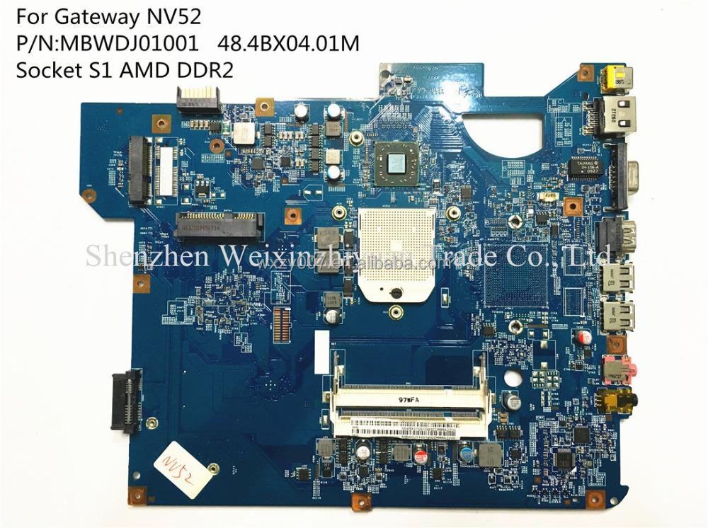 Gateway NV74 Broadcom LAN Treiber Windows XP