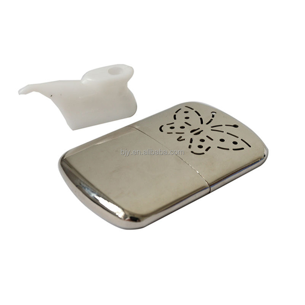 Handy Warmer Stainless Steel Pocket Hand Warmer Available Indoor&Outdoor Portable Handy Warmers