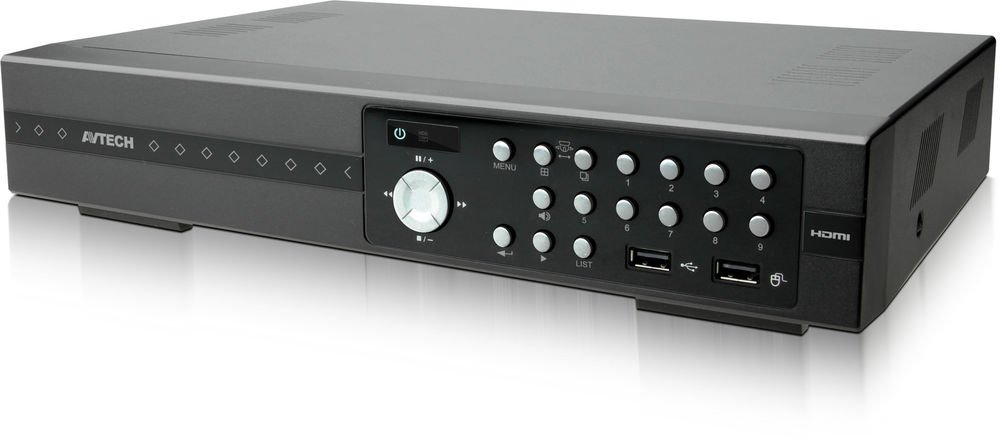 AVTECH AVC704H Recorder Drivers for PC