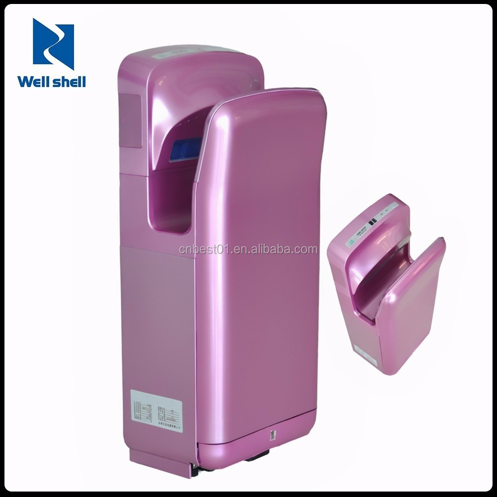 skin care automatic heating element 1650w electrical hand dryers hand dryer infrared sensor