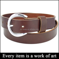 leather belt full layer leather