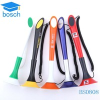 Novelty ball pen,Plastic Table Pen Holder with Logo printing