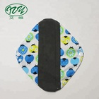 Colorful Breathable Washable Sanitary Pad