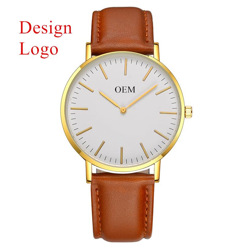 0532f2f7f9b0 Etiqueta Privada OEM ODM personalizado reloj marca su propio reloj  personalizado reloj de las mujeres