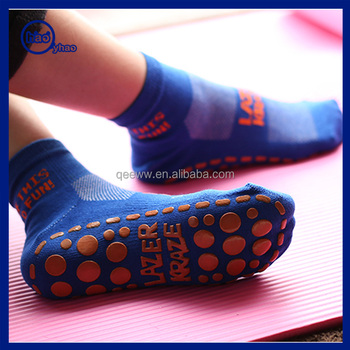 ffd92739f8c USA Amazon Hot Selling Non Slip Yoga Socks Kids Jump Trampoline Sock for  Athletes