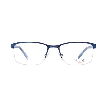 8dcc33ef89 KK1025 New Model 2018 Fashion Men Half Rim Metal 3 Colors Pictures Optical Glasses  Frames of