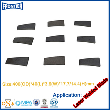 High precision Best-Selling diamond tile saw blades segment