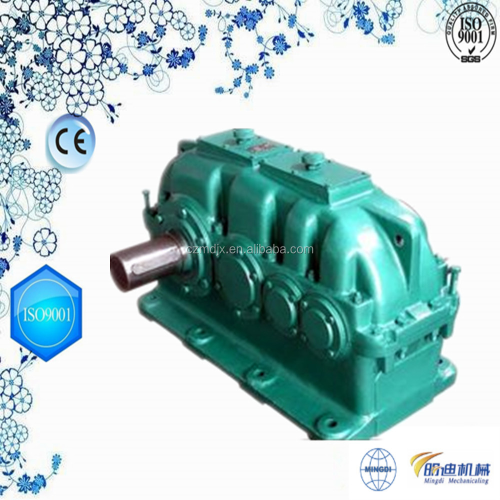 ZLY/ZDY/ZSY/ZFY Speed Reducer Gearbox with ISO9001:2008 and CE certificate