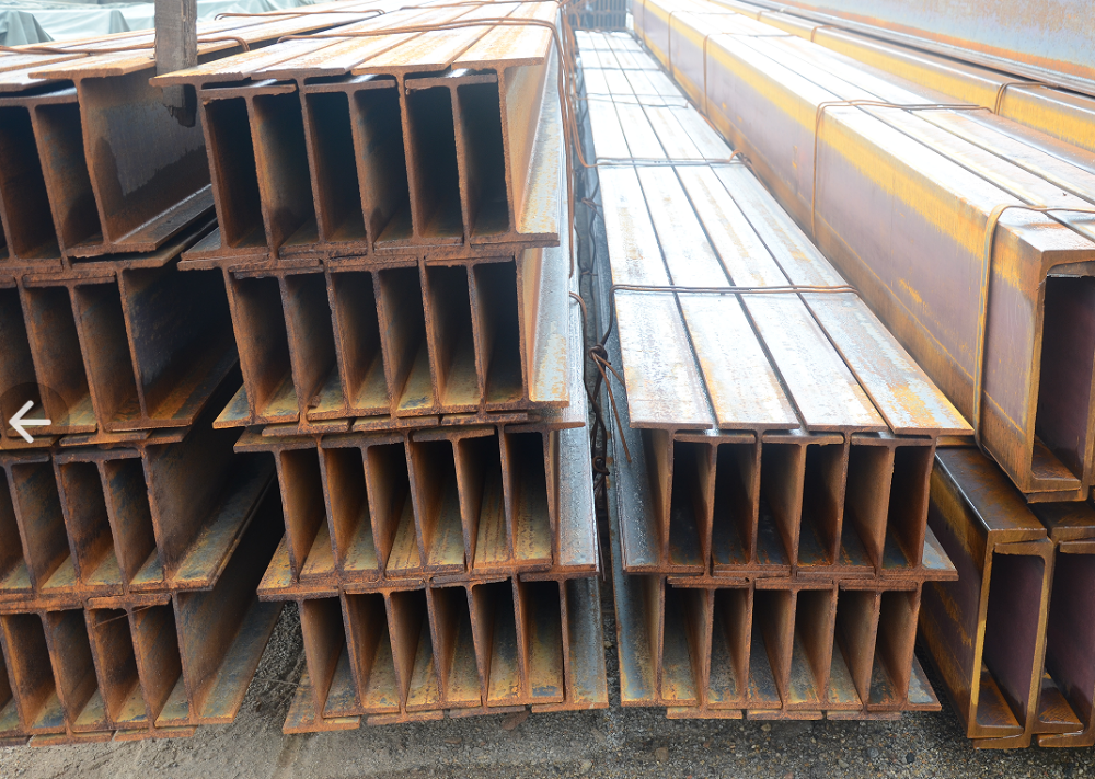 Structural Carbon Steel H Beam Profile H Beam For Sale