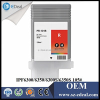 High profit margin products! Compatible ink cartridge for Canon ipf6350 disposable cartridge