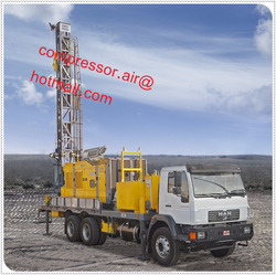 TH10LM /TH10 Lightweight Water Well Drill /T4W carrier mounted /T3WDH / T3W /T2W / well drilling rig / drill rig / atlas copco
