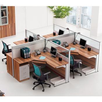 huge office desk. Desk MDF Multi Function Modern Luxury Large Office Cubicle Partition Design Intended Huge . E