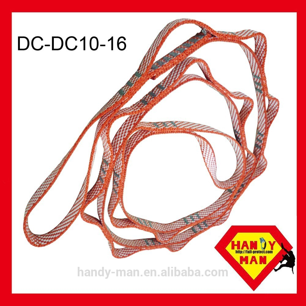 Special Sling High Strength Climbing Webbing Daisy Chain