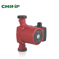 High temperature canned motor bathroom pressure hot circulating pump for heating system