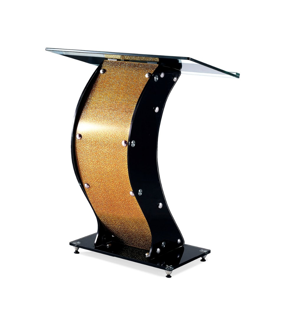 China factory sale Professional good price Acrylic Lectern podium for meeting room