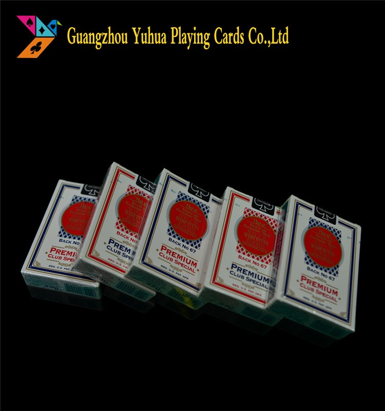 OEM Playing Cards With Box YH1022