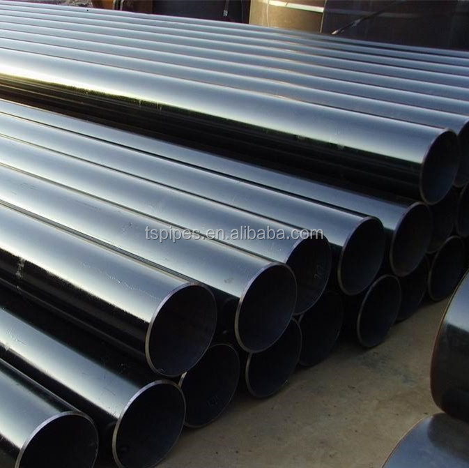 PTFE Lined and Flanged Carbon Steel Pipe