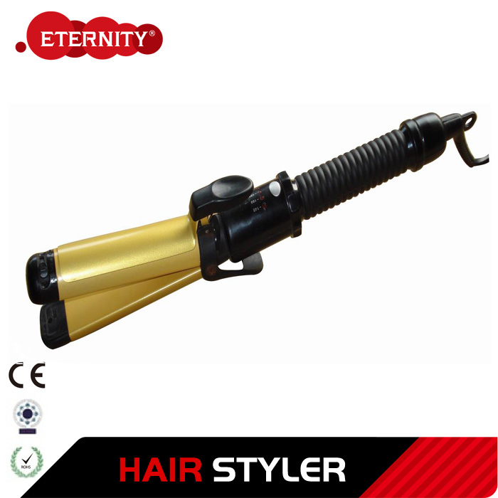 hair curling iron rod
