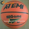 cheap rubber basketball ball/mini basketball ball