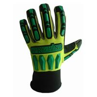 Anti Vibration mechanic Glove Vibration and Shock Resistant Glove Anti Impact Glove in Oil field