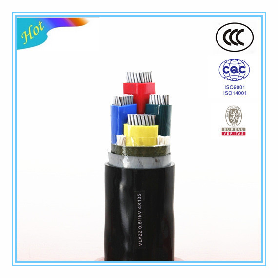 Alibaba China Steel wire armoured power cable flame retardant alluminum cables power cable price