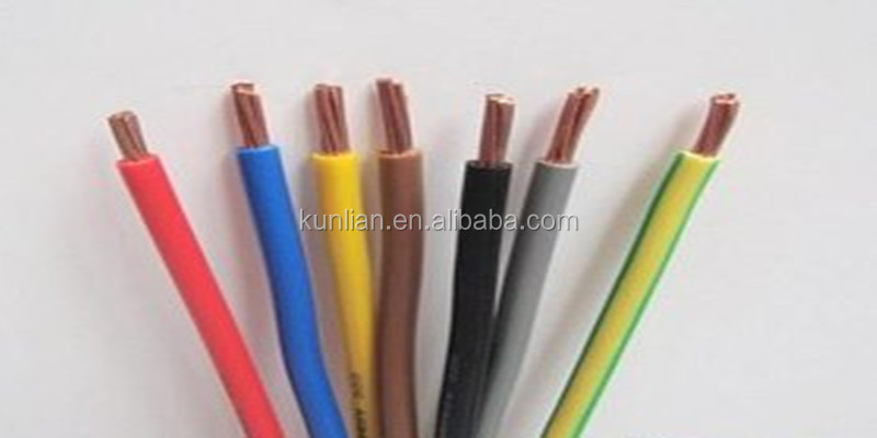 Cable Manufacture Copper Electrical Wire For House And Building ...